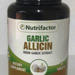 garlic-allicin