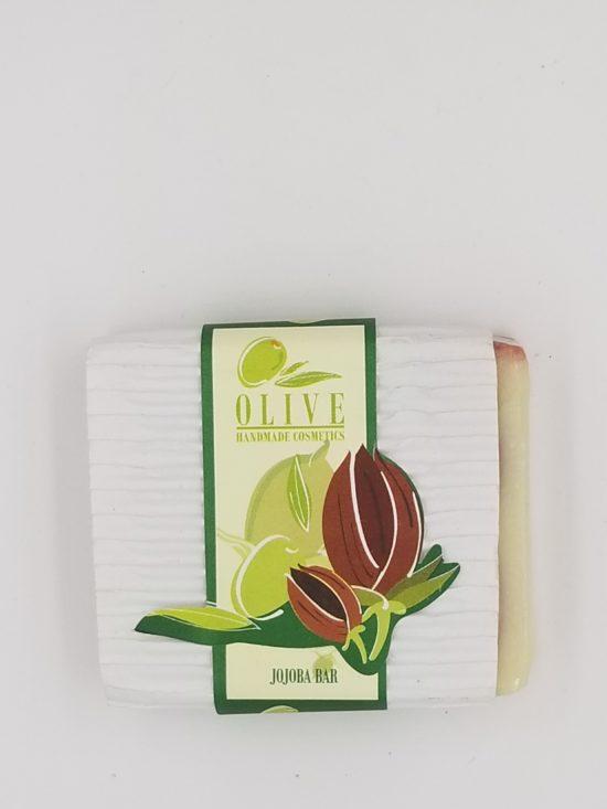 Olive Handmade Jojoba Soap 1