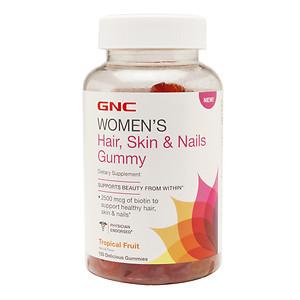 GNC Women\'s Hair Skin & Nails Gummy (150gmm)