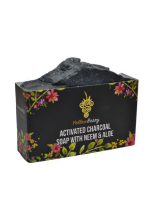 YB Activated Charcoal Soap
