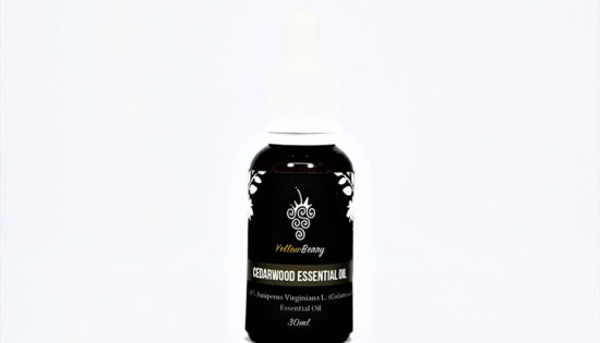YB Cedarwood Essential Oil 30ml