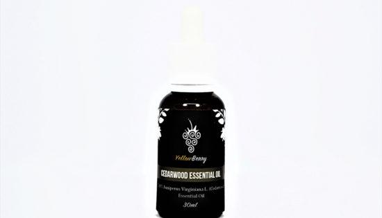 YB Cedarwood Essential Oil 30ml