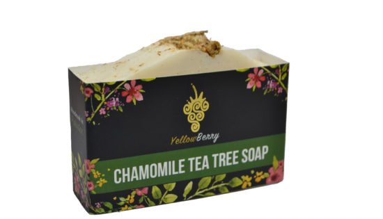 YB Chamomile Tea Tree Soap