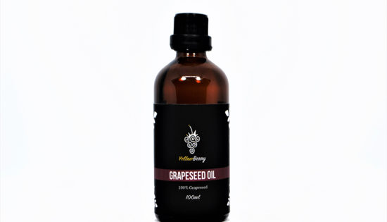 YB Grapeseed Oil 100ml