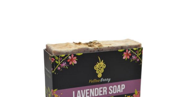YB Lavender Soap