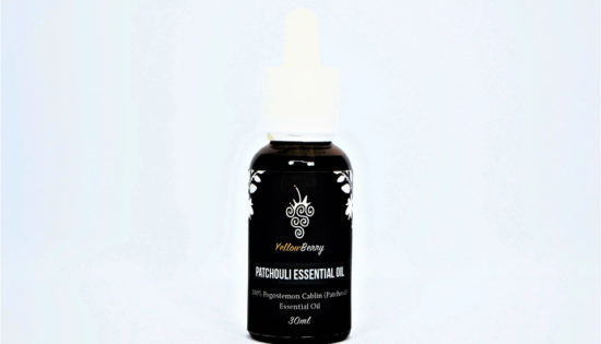 YB Patchouli Essential Oil 30ml