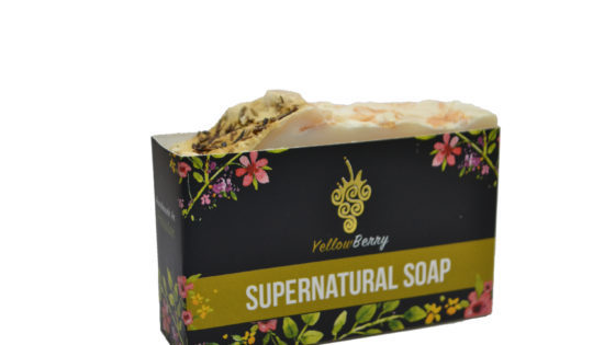 YB Supernatural Soap