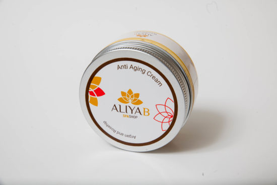 Argan and Rosehip Face cream